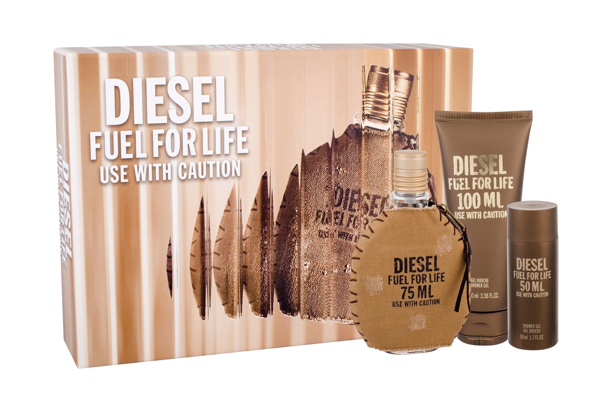 Diesel Fuel For Life Homme Eau de Toilette 75ml