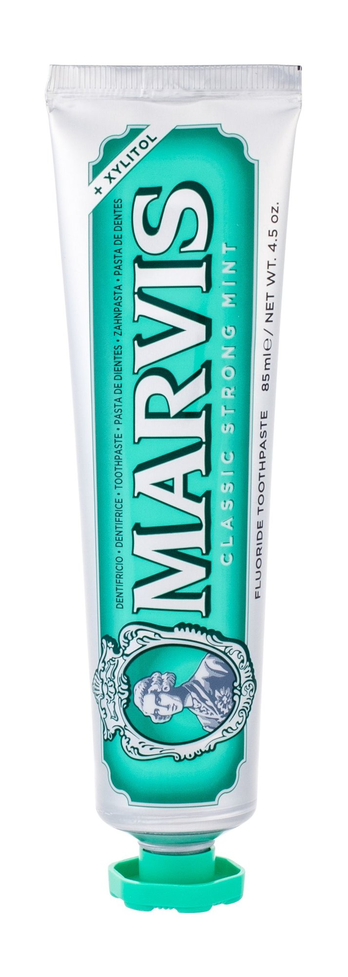 Marvis Toothpaste Classic Strong Mint Cosmetic 85ml