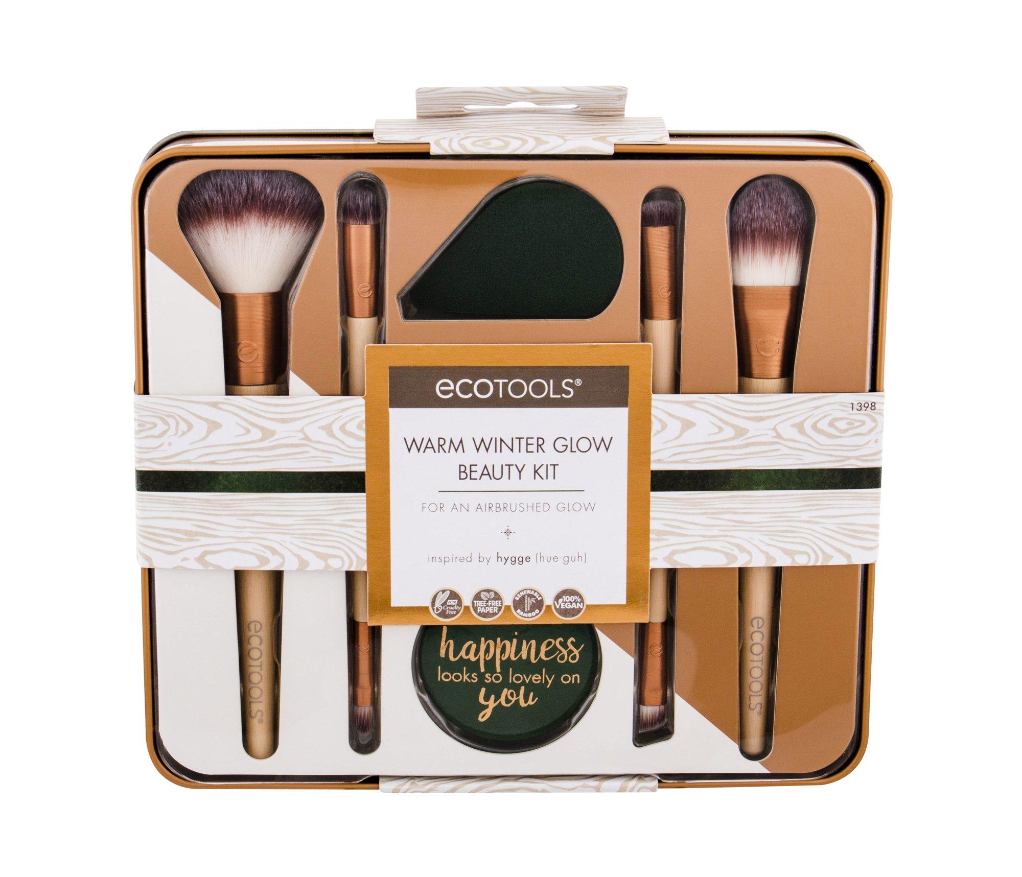 EcoTools Brushes Brush 1ml  Warm Winter Glow Beauty Kit