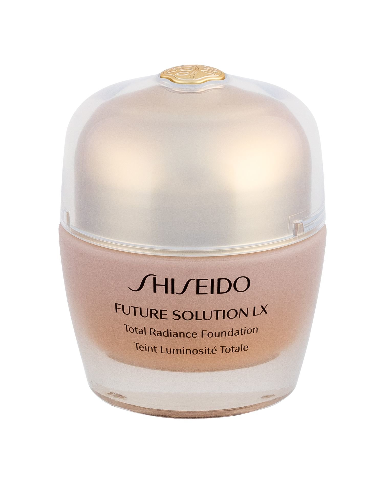 Shiseido Future Solution LX Makeup 30ml R4 Rose