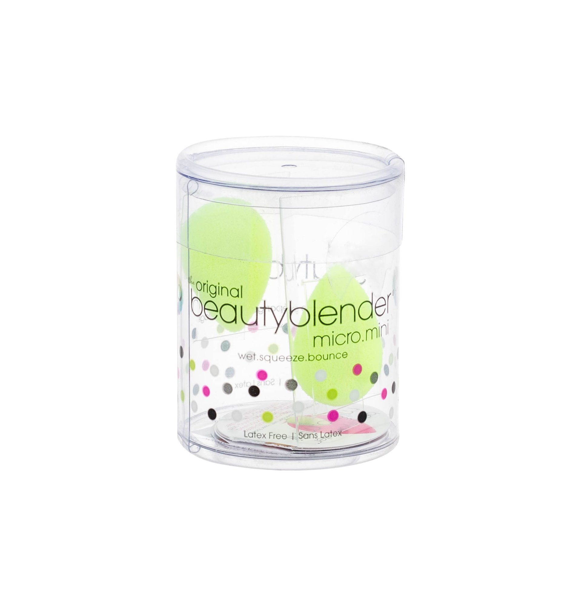 beautyblender the original Applicator 2ml Green micro.mini