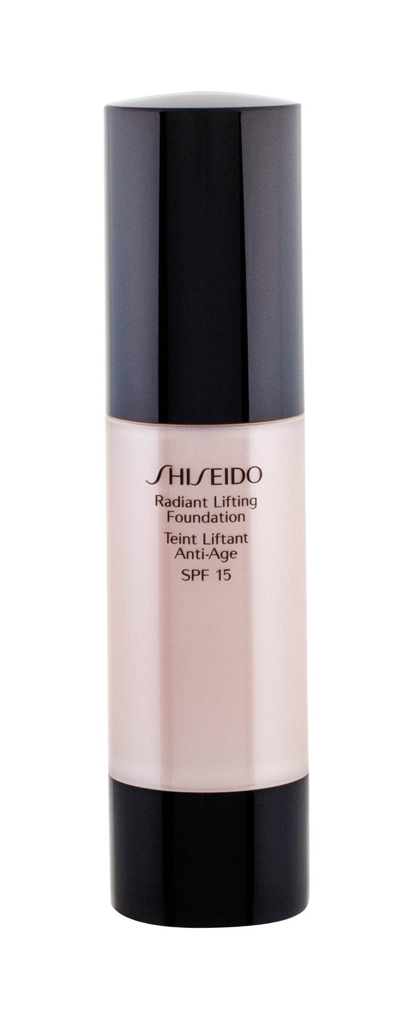 Shiseido Radiant Lifting Foundation Makeup 30ml B40 Natural Fair Beige