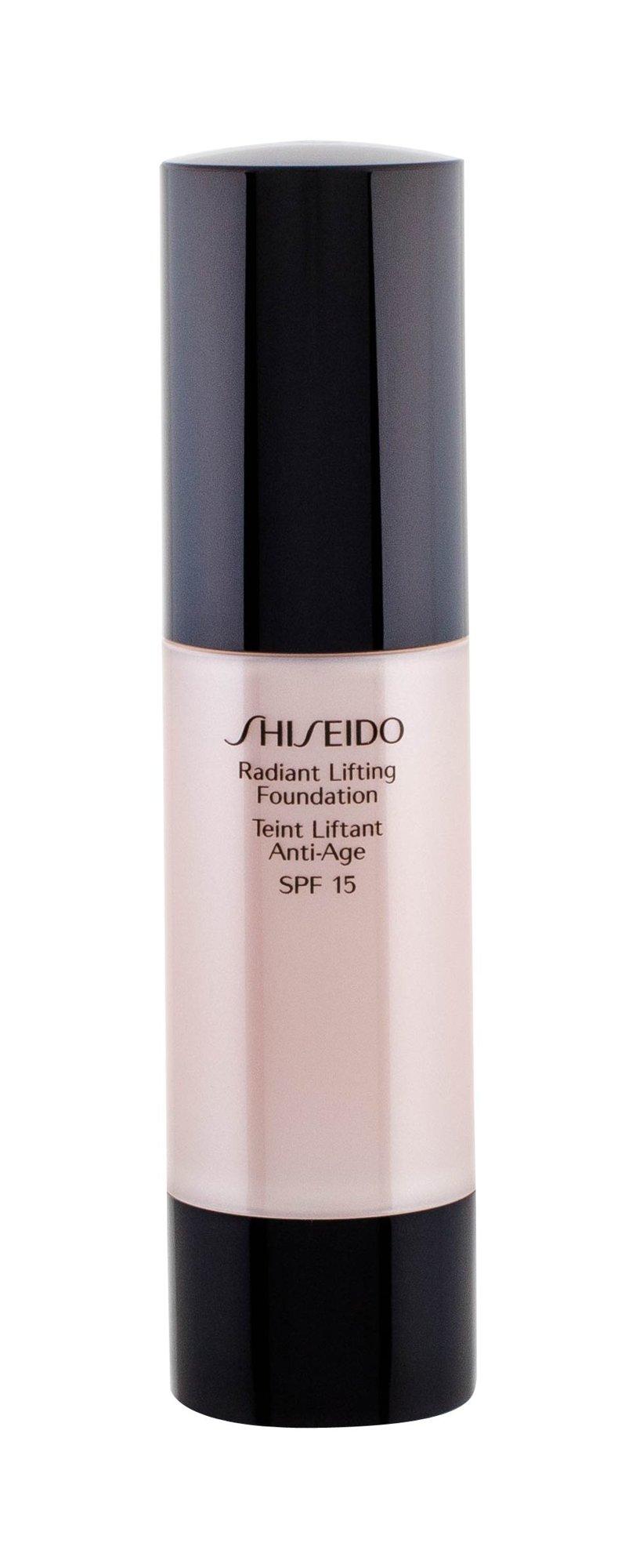 Shiseido Radiant Lifting Foundation Makeup 30ml B40 Natural Fair Beige