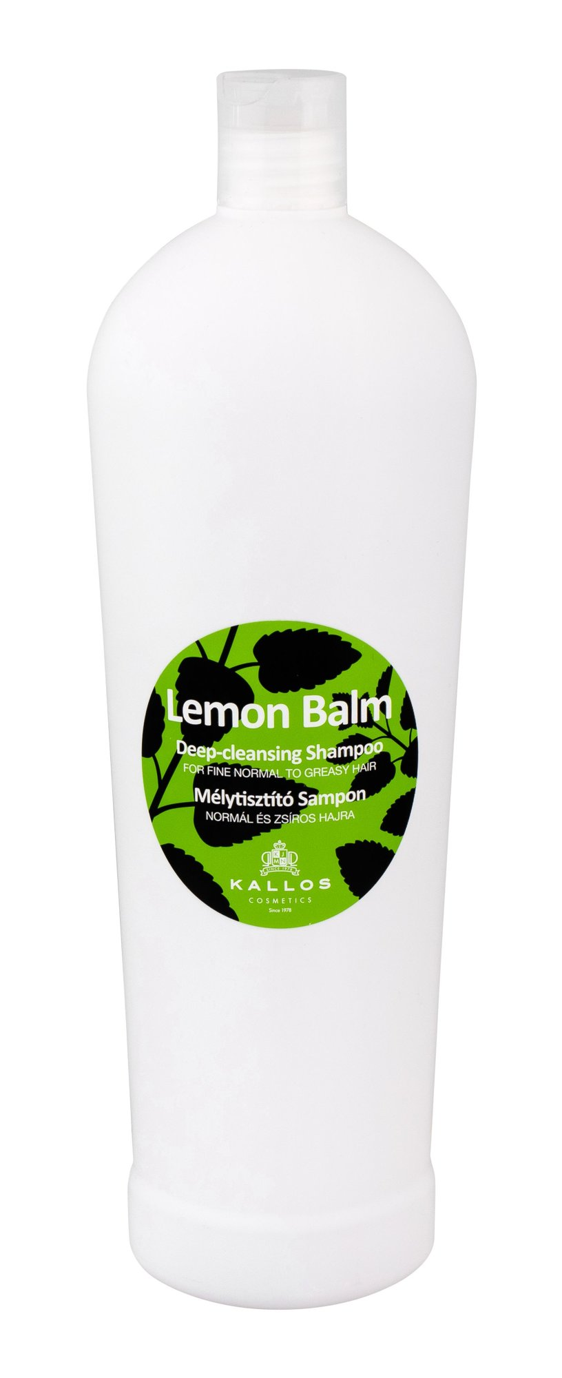 Kallos Cosmetics Lemon Balm Shampoo 1000ml