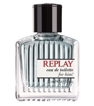 Replay Replay For Him EDT 50ml