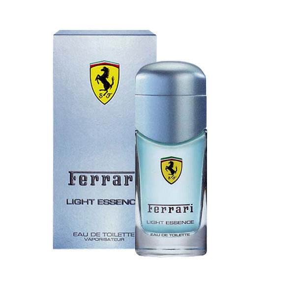 Ferrari Scuderia Ferrari Light Essence EDT 75ml