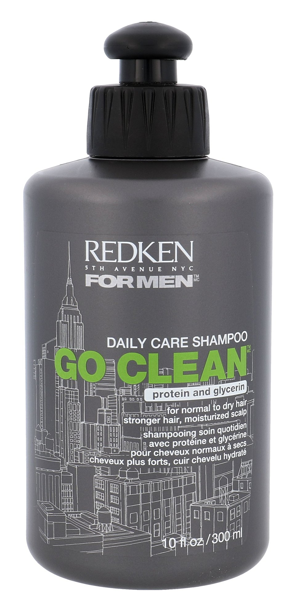 Redken For Men Go Clean Shampoo Cosmetic 300ml