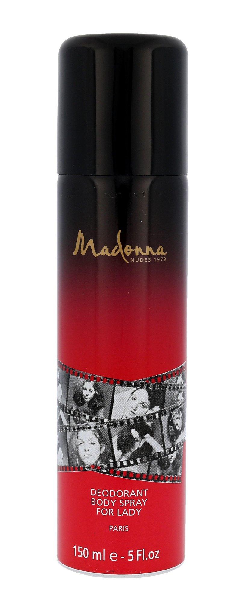 Madonna Nudes 1979 Madonna Lady Deodorant 150ml
