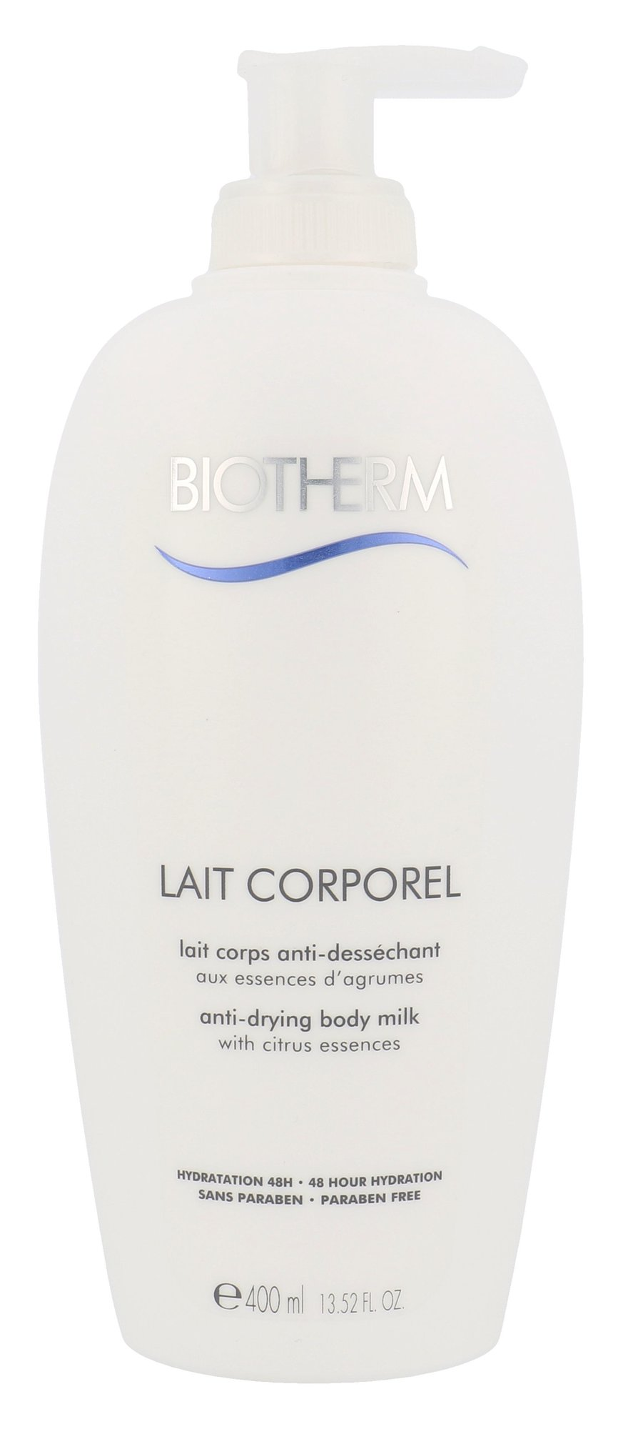 Biotherm Lait Corporel Cosmetic 400ml