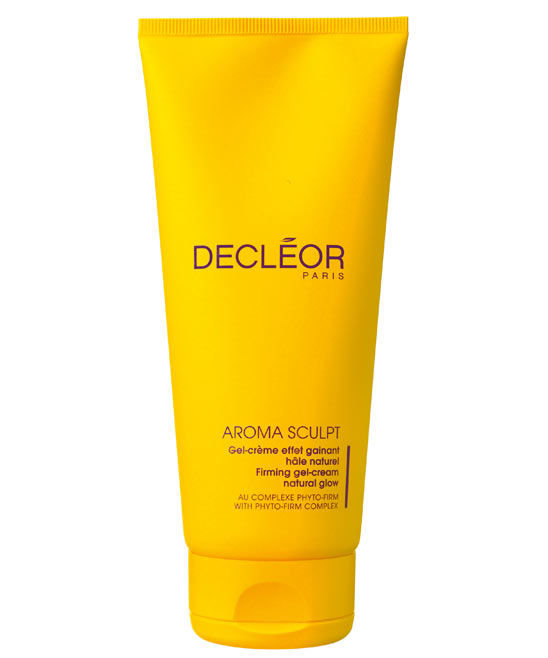 Decleor Aroma Sculpt Cosmetic 200ml Natural Glow Firming Gel-Cream