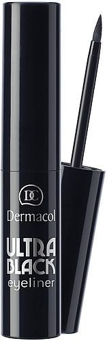Dermacol Ultra Black Eyeliner Cosmetic 2,8ml