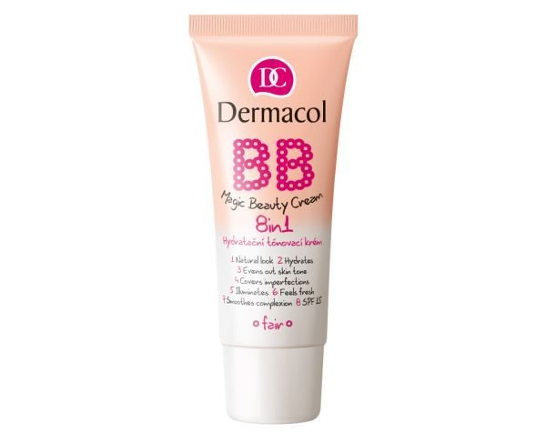 Priemonė veidui Dermacol BB Magic Beauty Cream