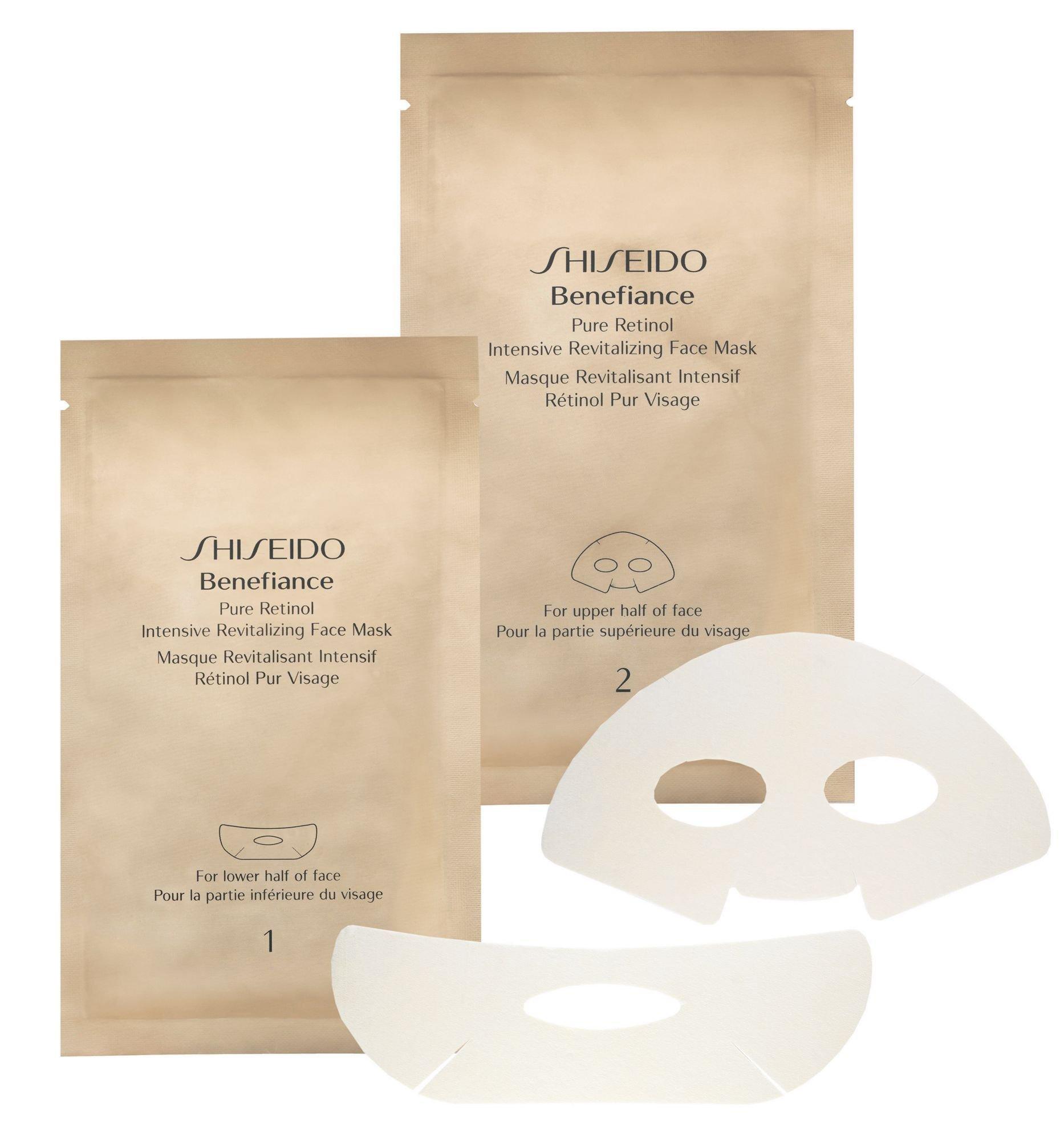 Veido kaukė Shiseido Benefiance