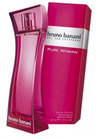 Kvepalai Bruno Banani Pure Woman