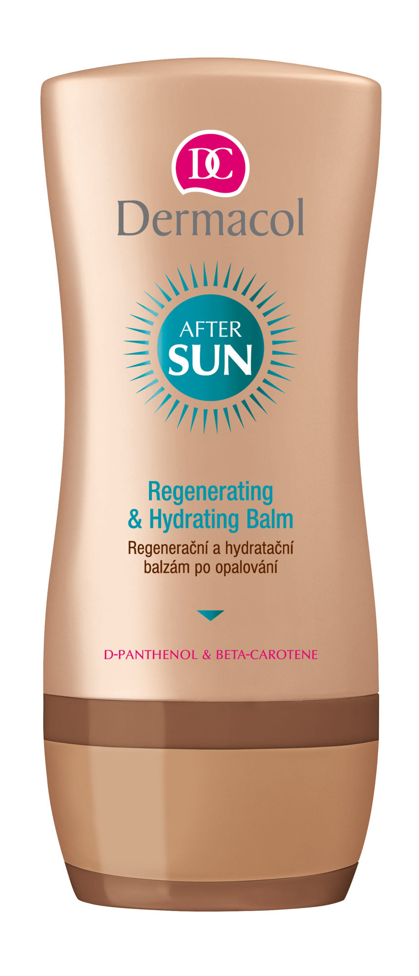 Apsaugai nuo saulės Dermacol After Sun Regenerating & Hydrating Balm