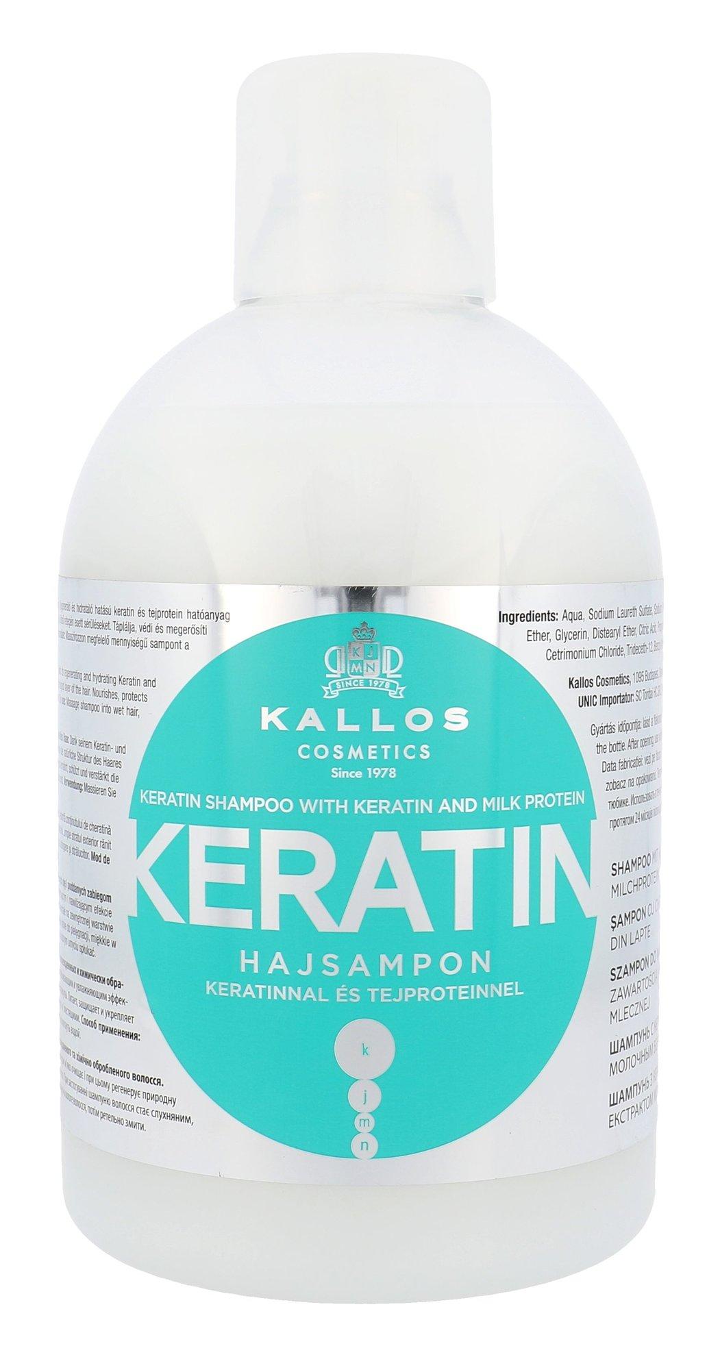 Kallos Cosmetics Keratin Cosmetic 1000ml