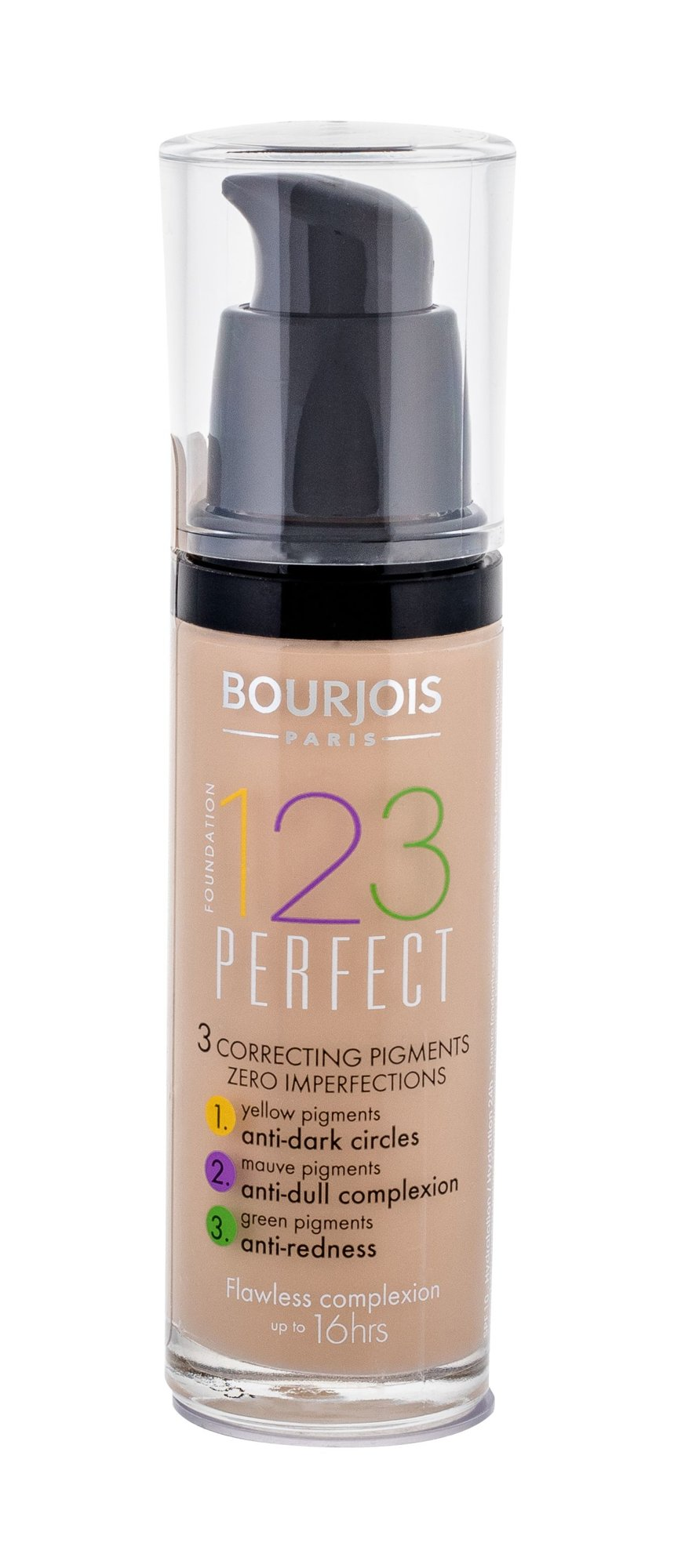 BOURJOIS Paris 123 Perfect Cosmetic 30ml 52 Vanille