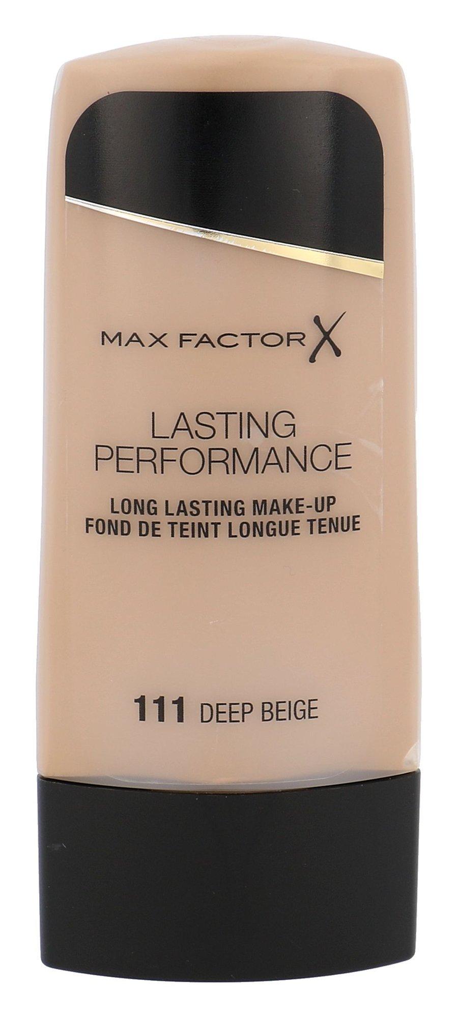 Max Factor Lasting Performance Cosmetic 35ml 111 Deep Beige