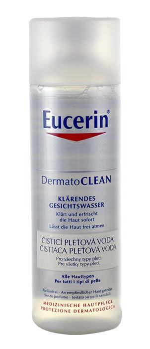 Eucerin DermatoClean Clarifying Toner Cosmetic 200ml