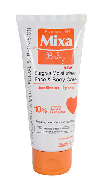 Mixa Baby Cosmetic 100ml