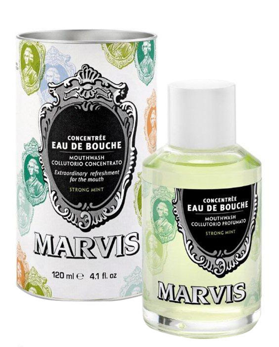 Marvis Strong Mint Cosmetic 120ml