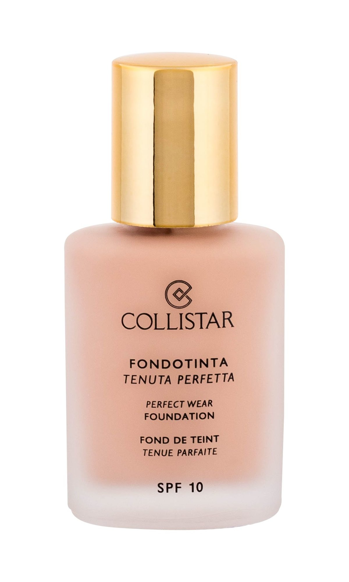 Collistar Perfect Wear Foundation Cosmetic 30ml 0 Cameo
