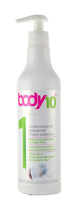 Diet Esthetic Body 10 Moisturizing Body Milk For Atopic Skins Cosmetic 500ml