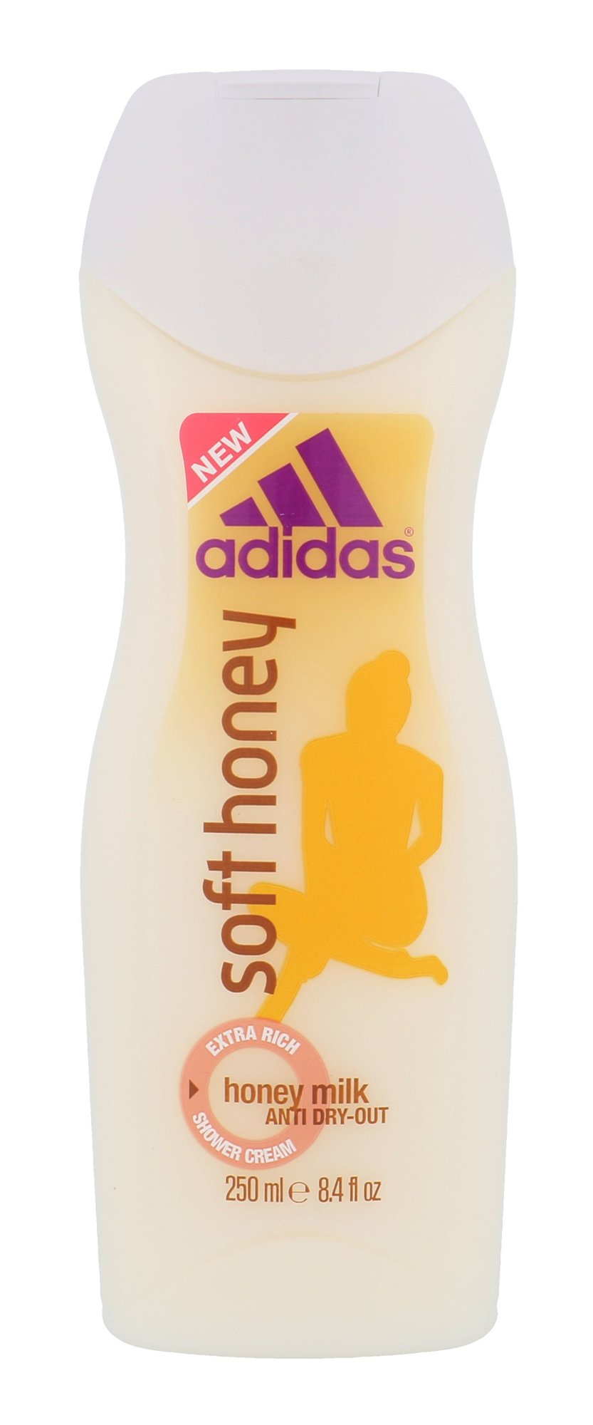 Adidas Soft Honey Shower gel 250ml