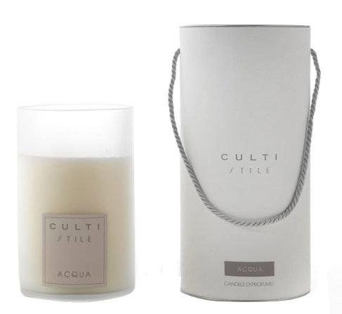 Culti Stile Acqua scented candle 800g