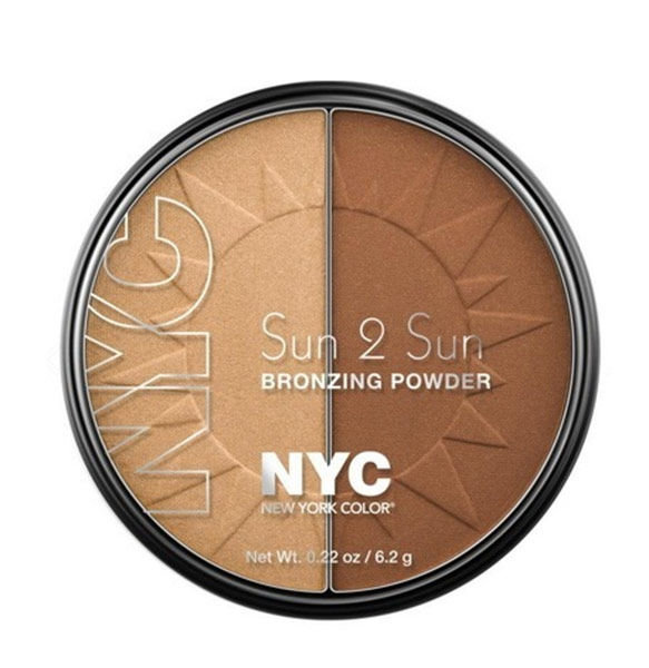 NYC New York Color Sun 2 Sun Cosmetic 6,2ml 719A Terracotta Tan