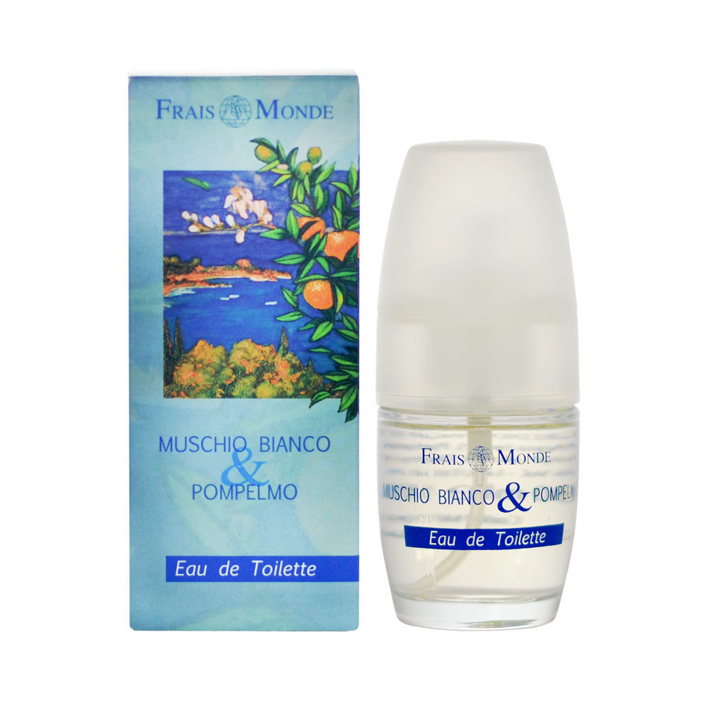 Frais Monde White Musk And Grapefruit EDT 30ml