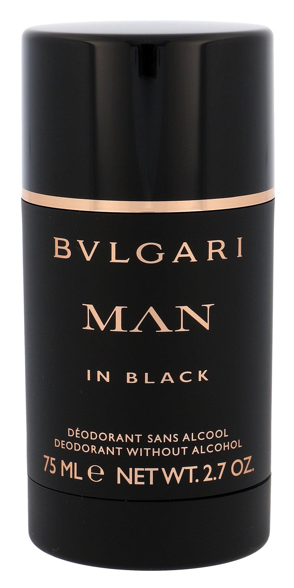 Bvlgari Man In Black Deostick 75ml