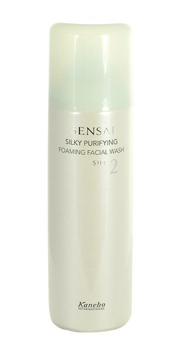 Kanebo Sensai Silky Purifying Foaming Facial Wash Cosmetic 150ml