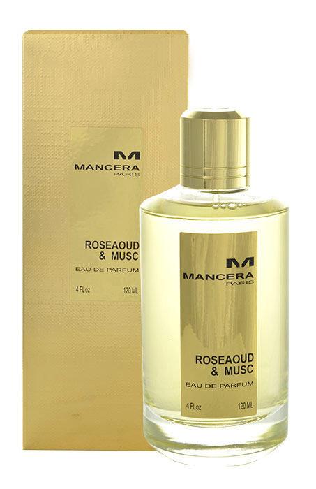 MANCERA Roseaoud & Musk EDP 60ml