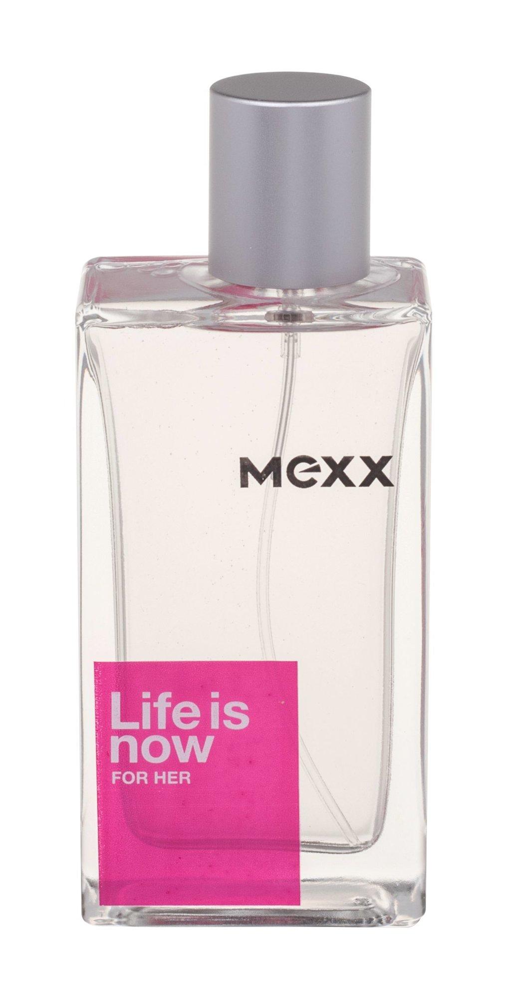 Mexx Life is Now EDT 50ml