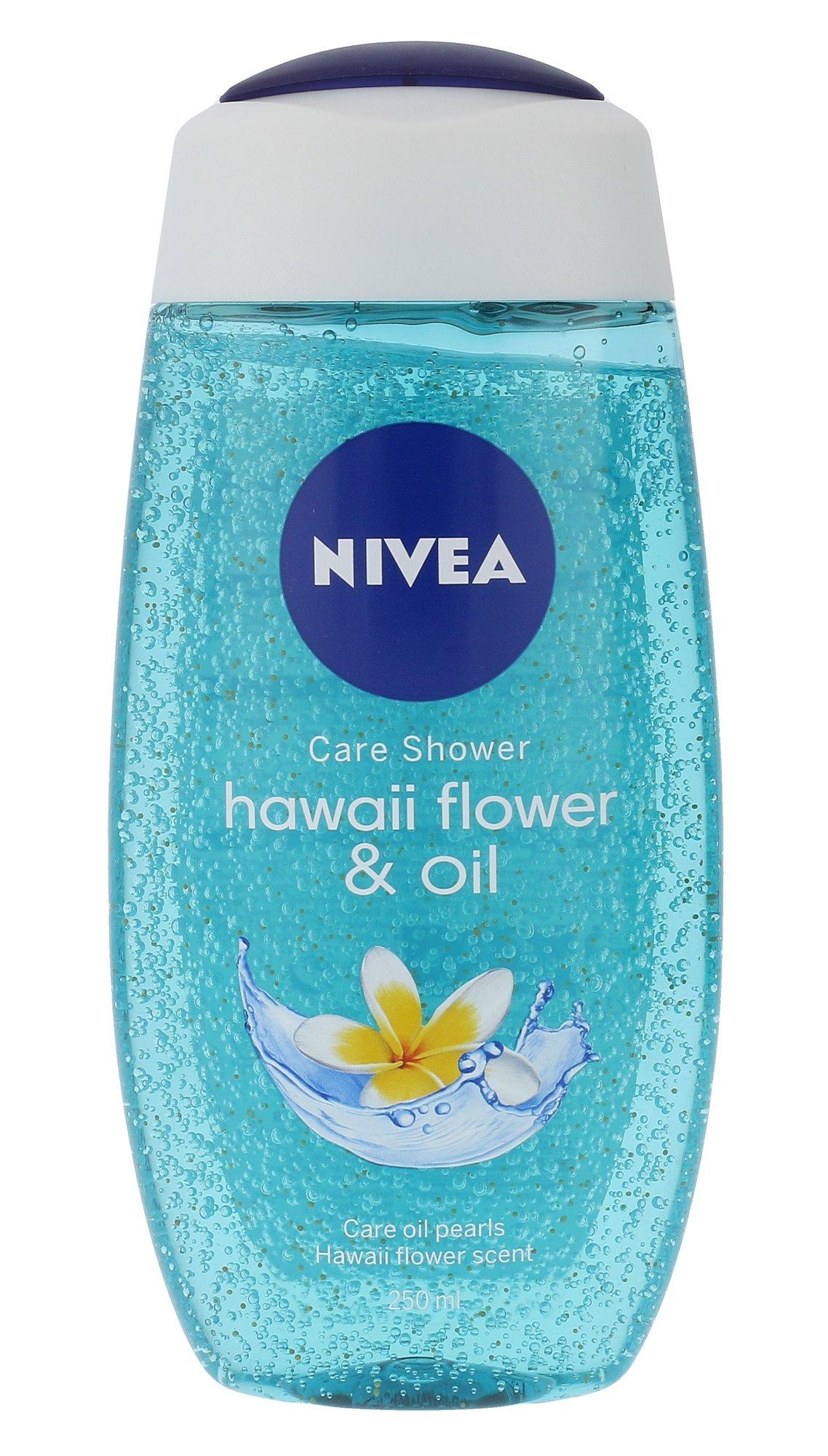 Nivea Hawaii Flower & Oil Shower Gel Cosmetic 250ml