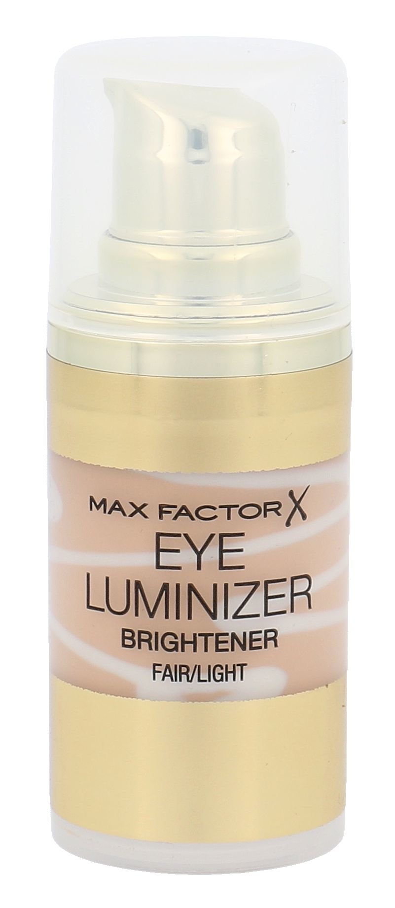 Max Factor Eye Luminizer Cosmetic 15ml Fair Light