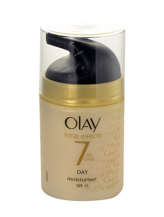 Olay Total Effects Cosmetic 50ml  7-in-1 Age Defying Moisturiser SPF15