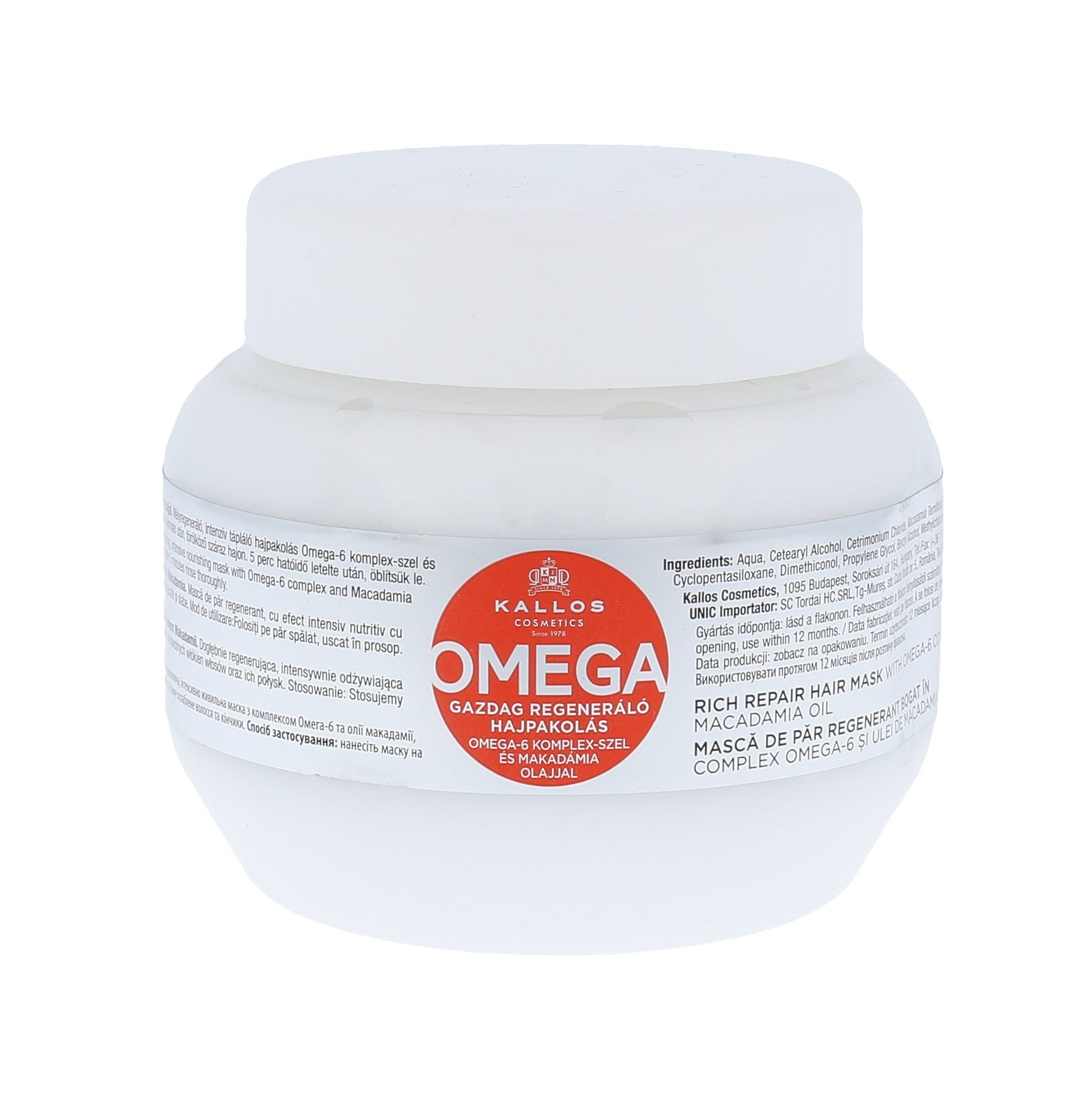 Kallos Cosmetics Omega Cosmetic 275ml