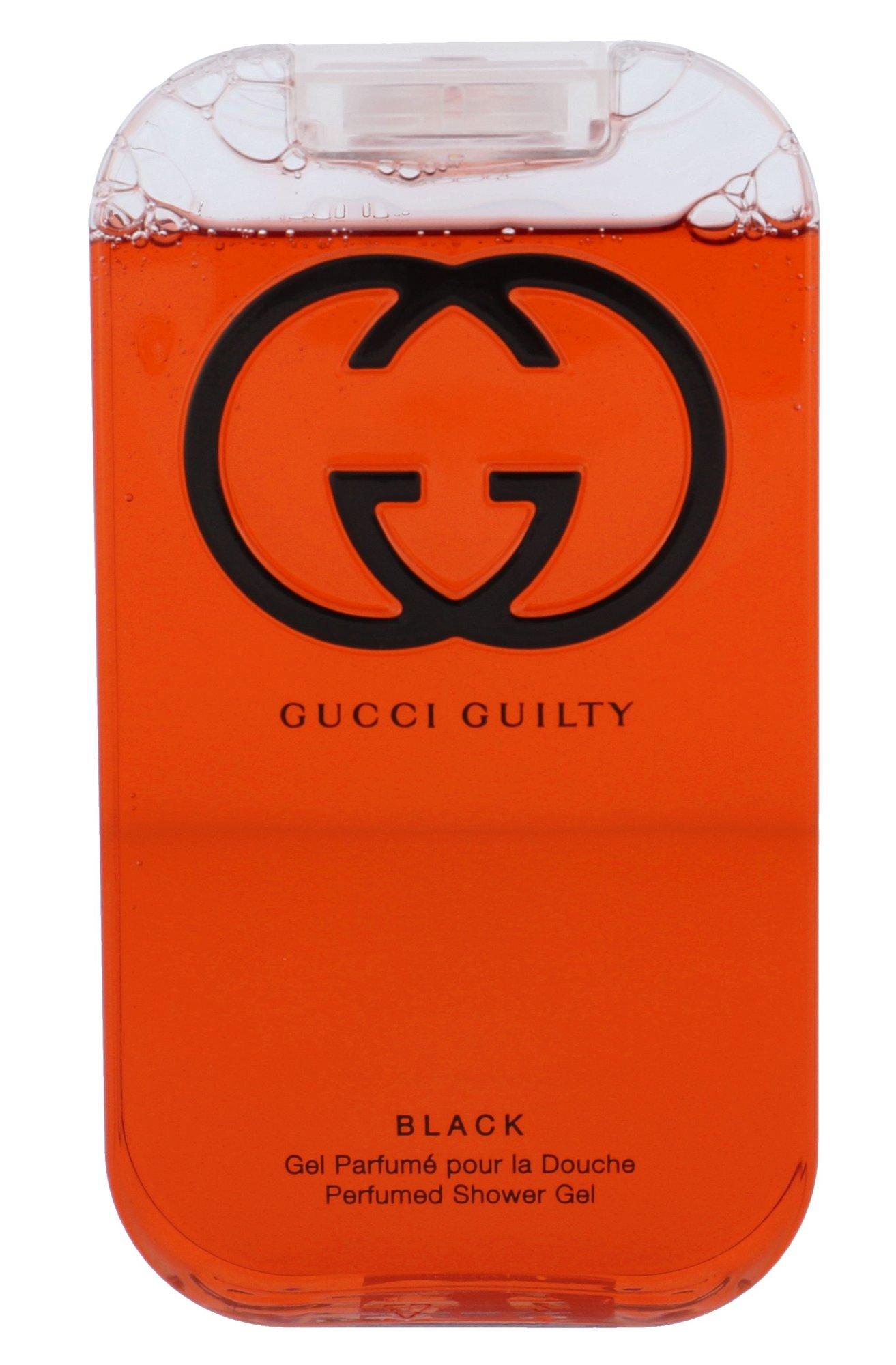 Gucci Gucci Guilty Black Pour Homme Shower gel 200ml