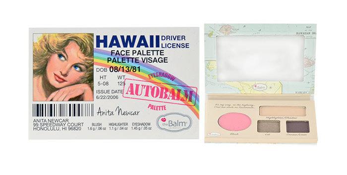 TheBalm Autobalm Hawaii Cosmetic 4,15ml