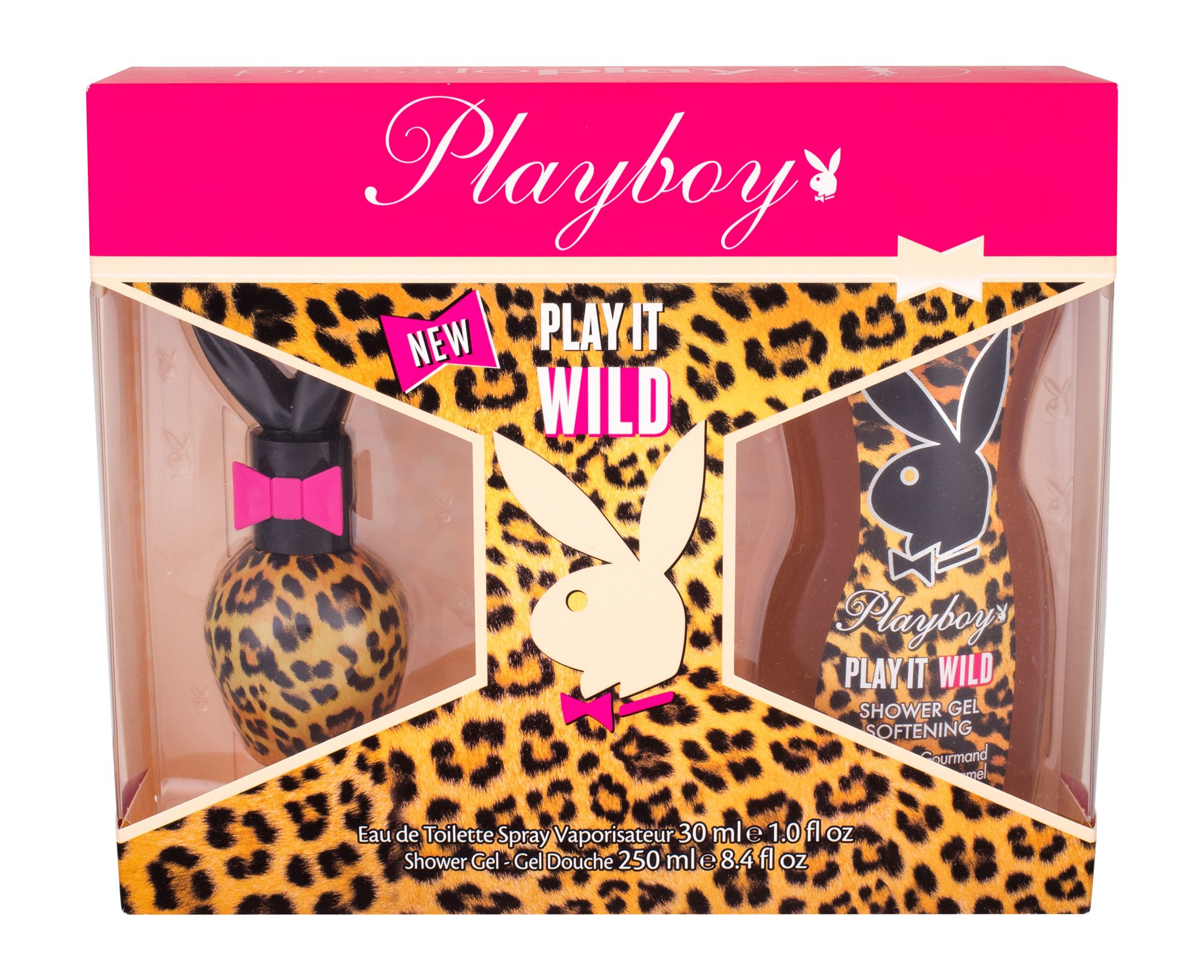 Playboy Play It Wild For Her EDT 30ml