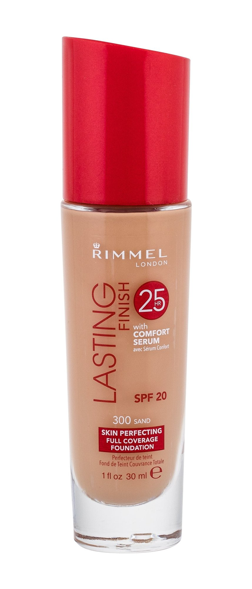 Rimmel London Lasting Finish Cosmetic 30ml 300 Sand