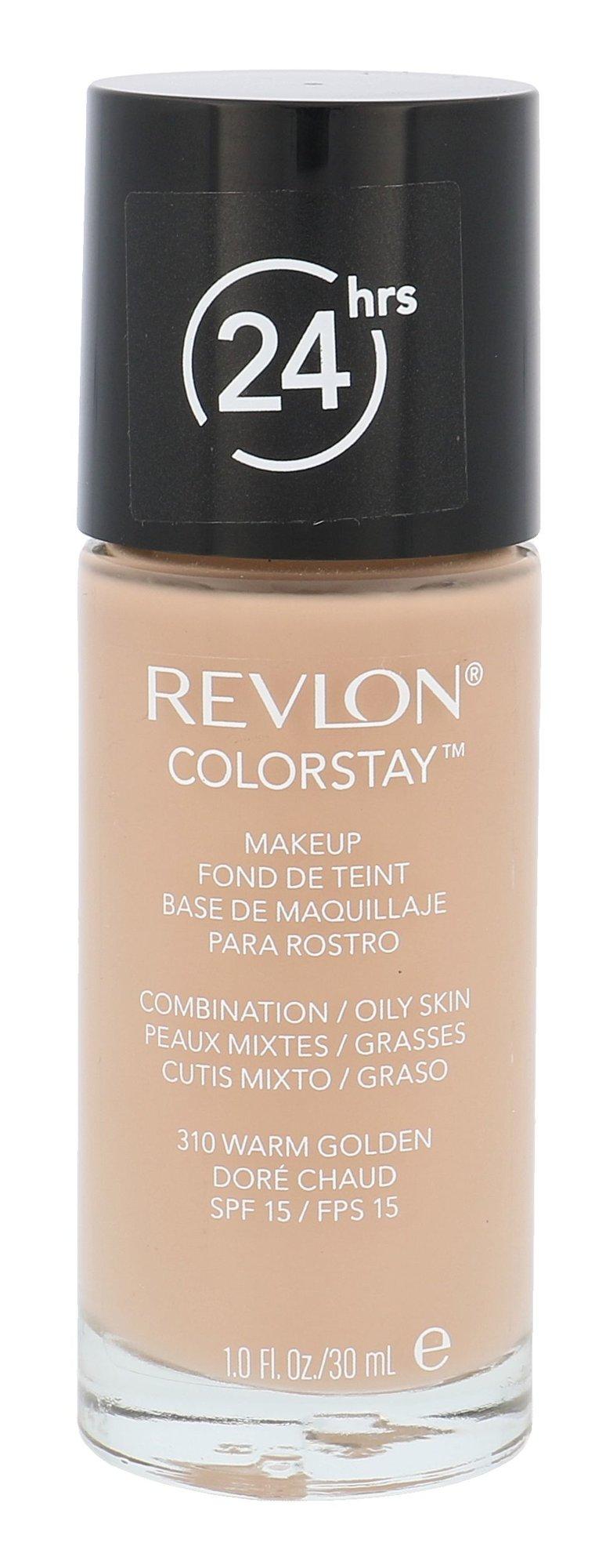 Revlon Colorstay Cosmetic 30ml 310 Warm Golden