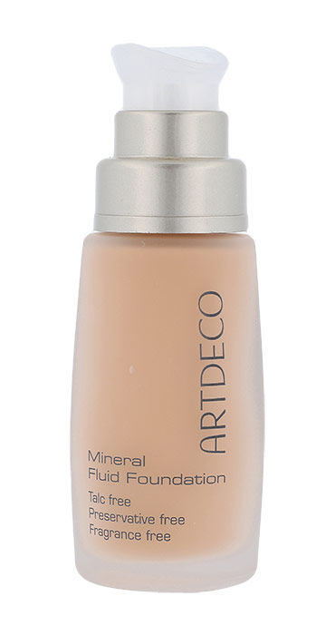 Artdeco Pure Minerals Cosmetic 30ml 15 Soft Caramel