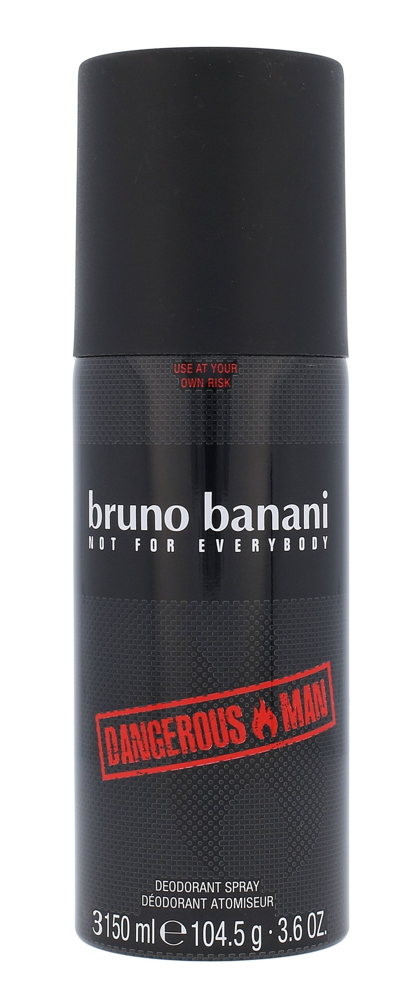 Bruno Banani Dangerous Man Deodorant 150ml