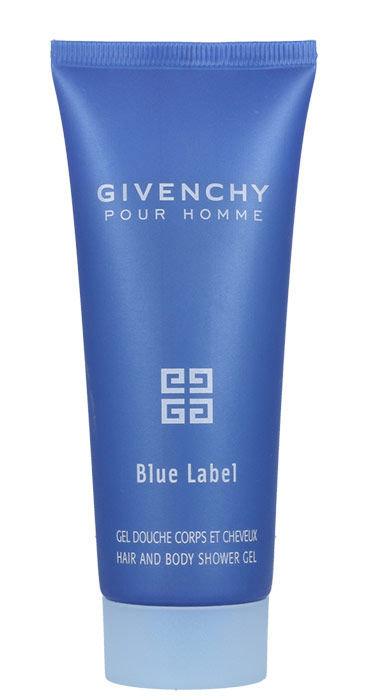 Givenchy Pour Homme Blue Label Shower gel 75ml