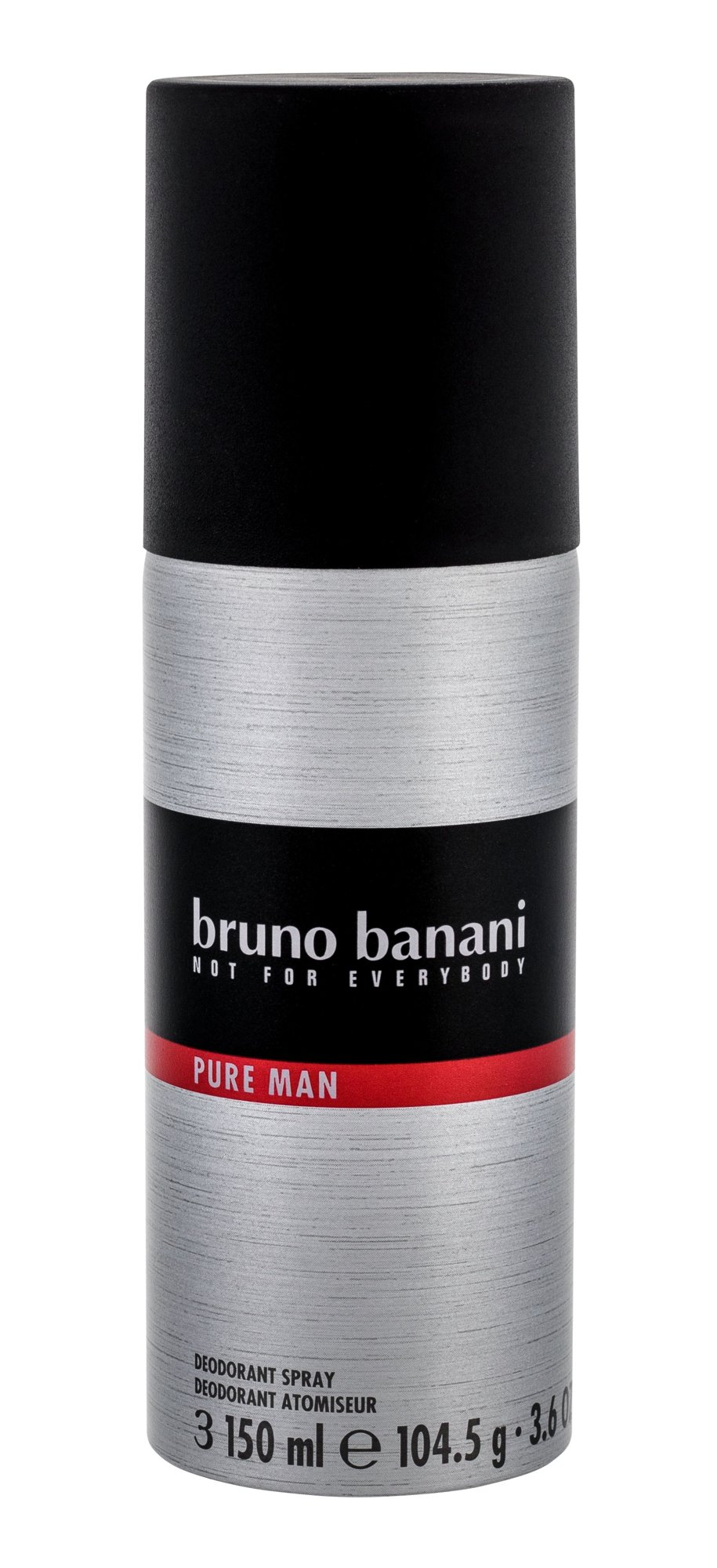 Dezodorantas Bruno Banani Pure Men