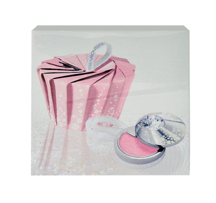 Swarovski Aura Cosmetic 1,3ml Rose Scintillant