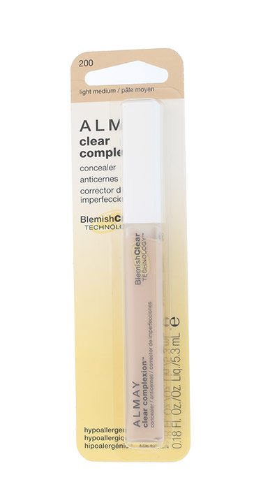 Almay Clear Complexion Cosmetic 5,3ml 200 Light Medium